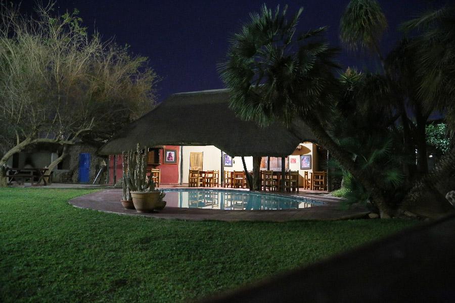 Ohakane Lodge