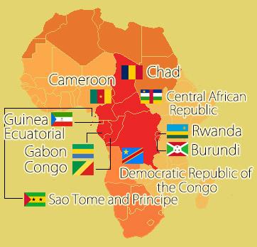 centralafrica-regions