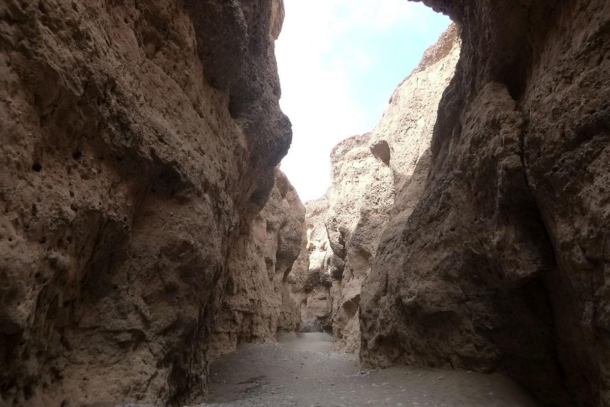 Sesriem Canyon(セスリムキャニオン)