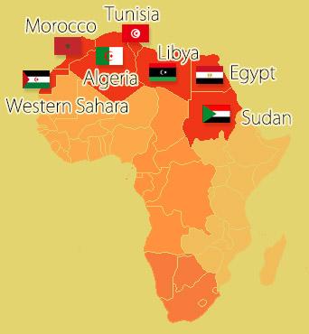 northafrica-regions