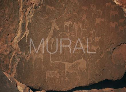 ナミビア壁画