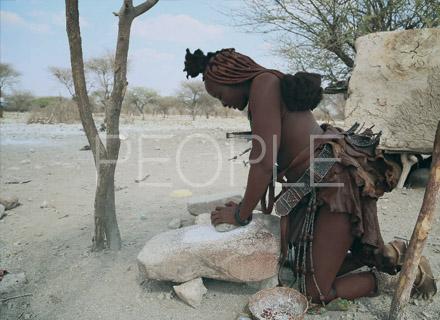 ナミビア民族