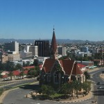 Windhoek中心部
