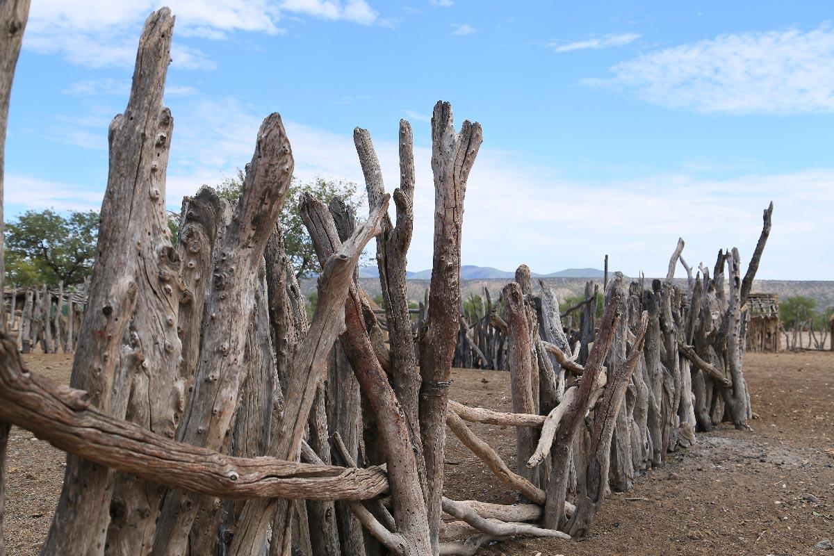 Himba Village ヒンバ村