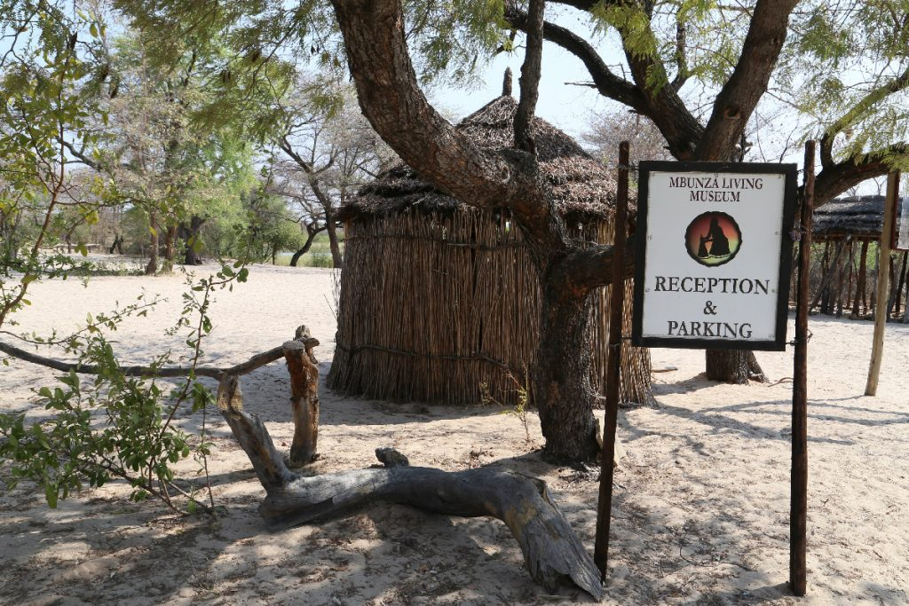 Living Museum in Rundu