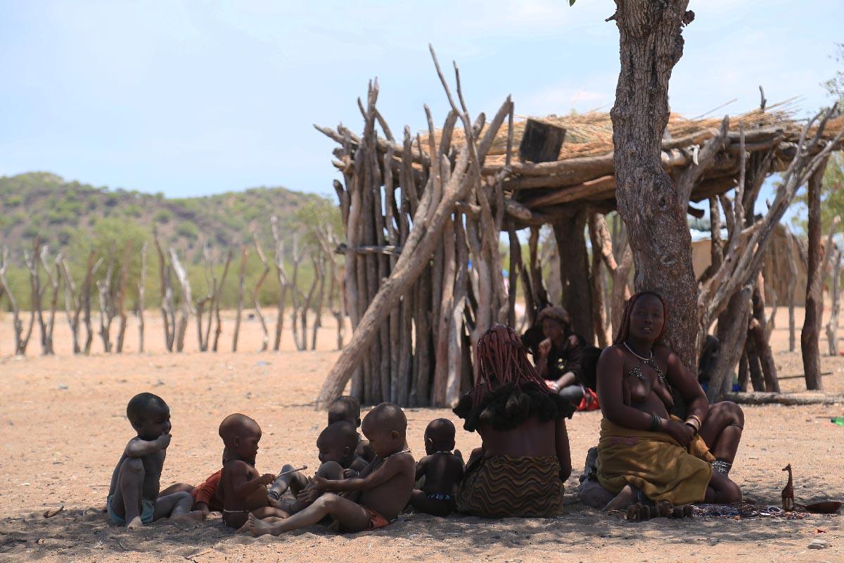 Himba  ヒンバ族