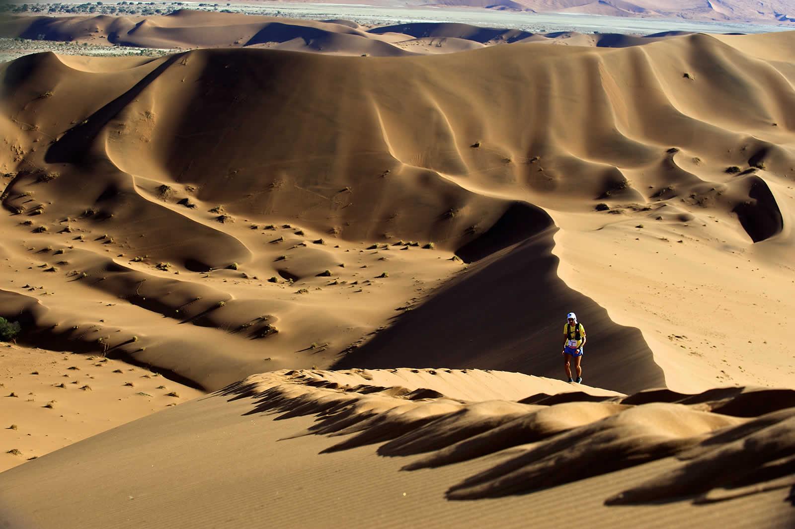 100 km of Namib Desert Marathon