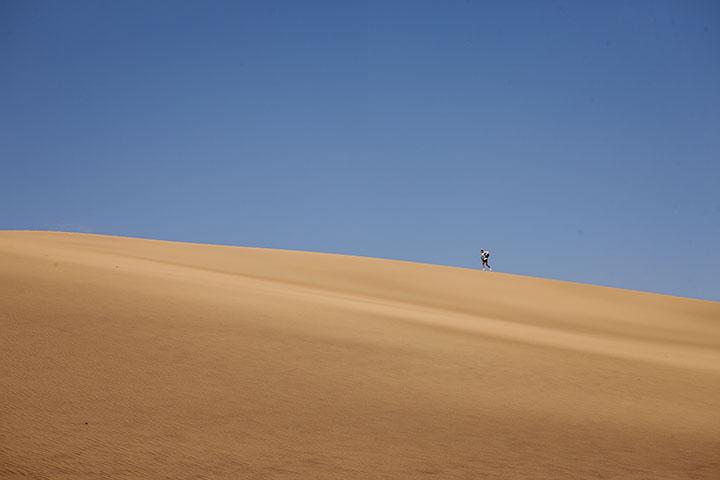 Sahara RaceNAMIBIA