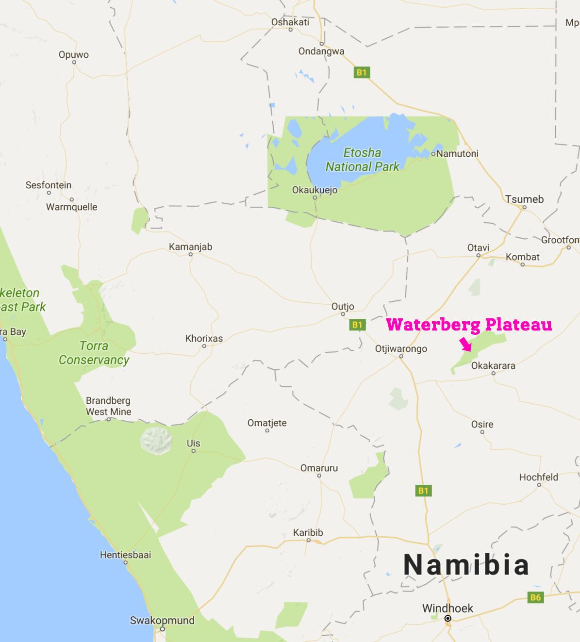 map-waterberg