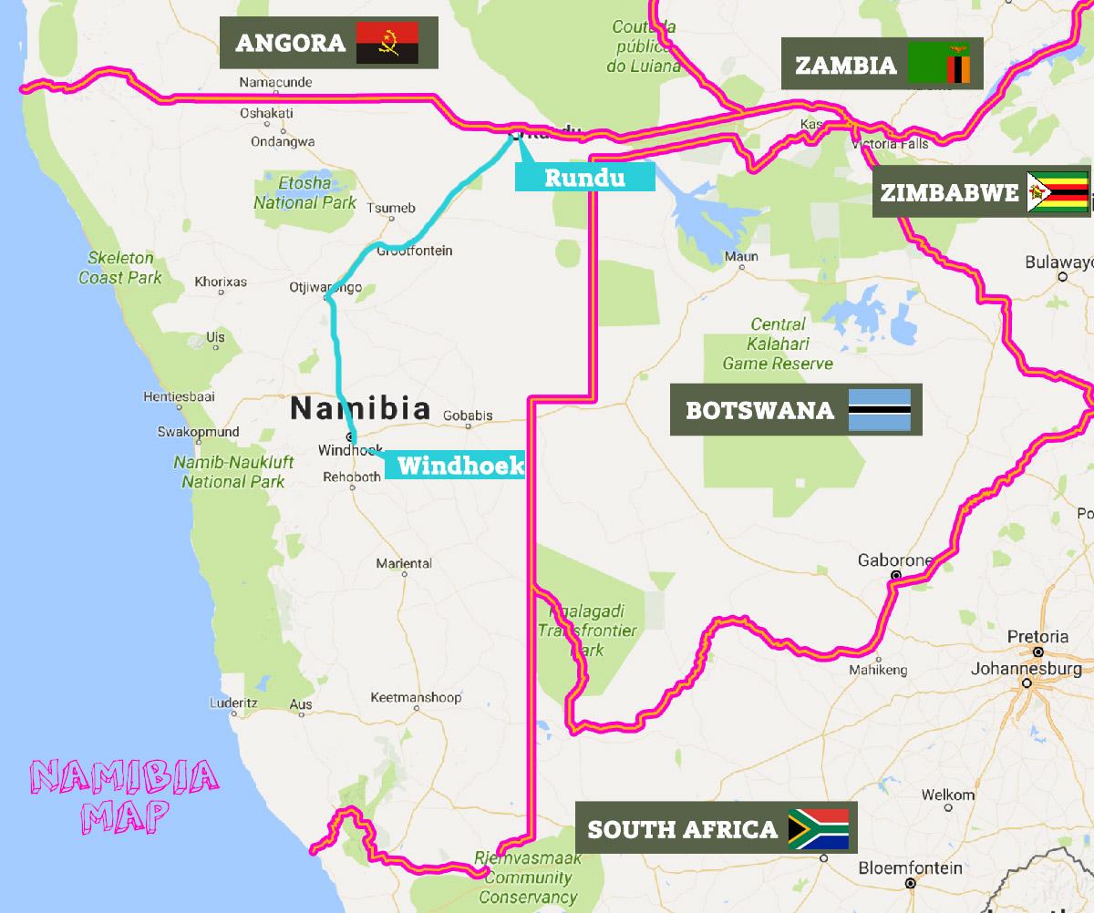 Namibia-rundu