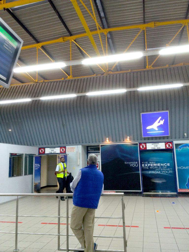 ナミビア国際空港
